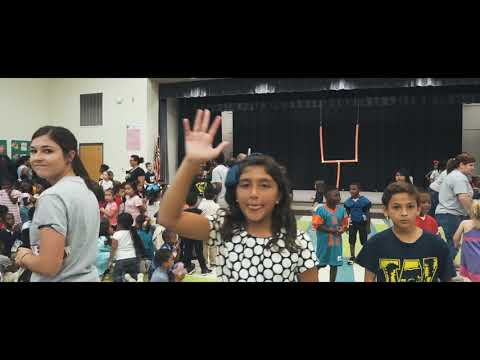 Whitehead Road Elementary School PBIS Assembly