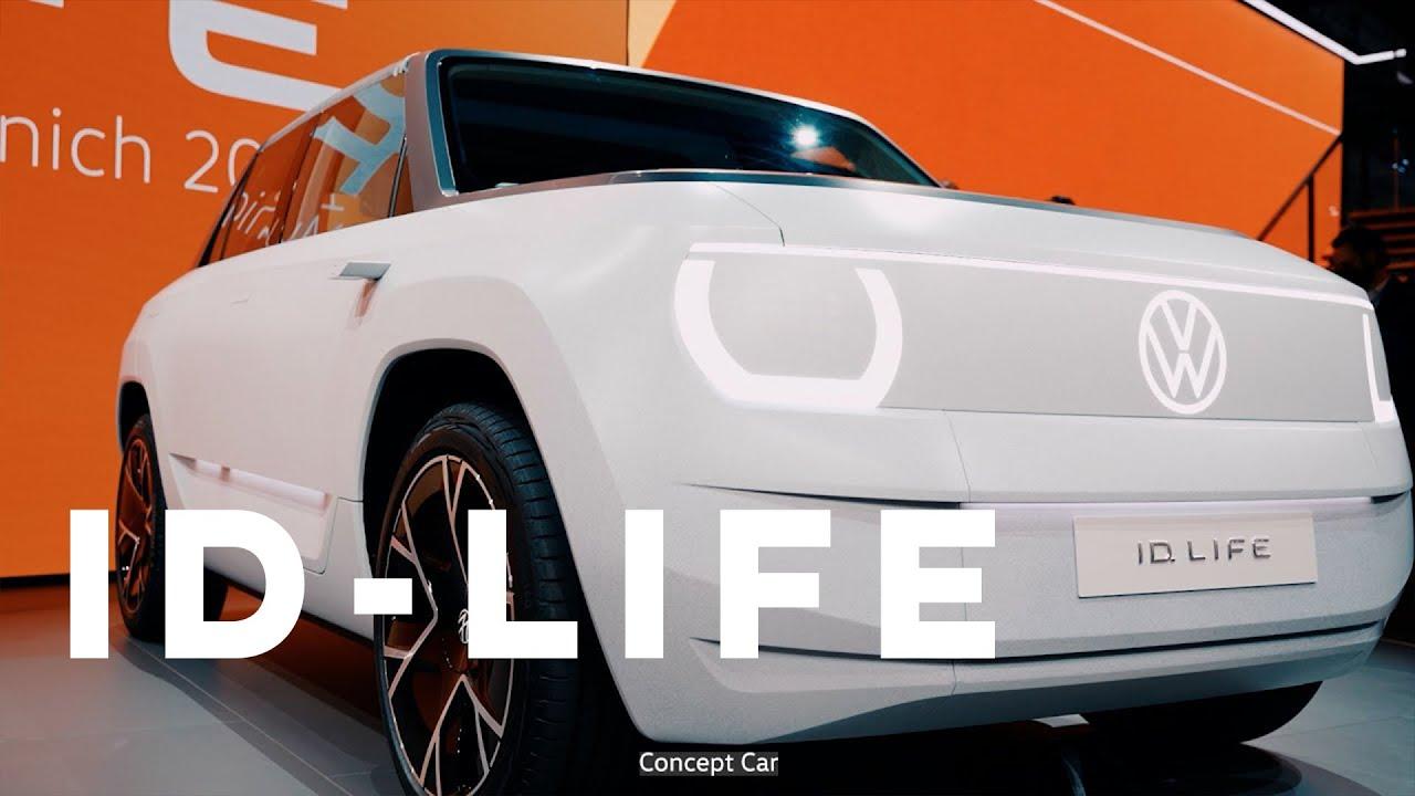 VW - ID LIFE Weltpremiere