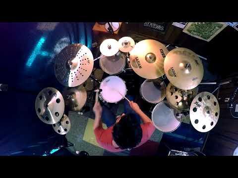 Red Sun Rising  Deathwish Drum Cover  Brendan Shea