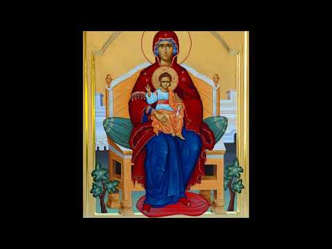 Akathistos - Hino em Honra da Virgem, Mãe de Deus