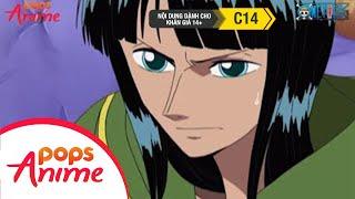 Trailer One Piece 3 - Luffy Và Đồng Đội Giải Cứu Nico Robin - Franky Gia Nhập Nhóm Mũ Rơm