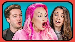 YouTubers React to If You Don