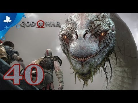 God of War - Let's Play Part 40: Tyr's Vault