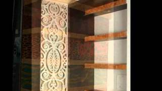 Gemss - Natural Wood Mosaics - Wood Tiles Applications