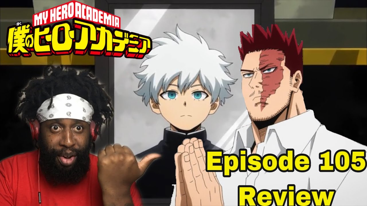 MY HERO ACADEMIA - Episode 105 Review | COULD TOYA BE DABI?!!