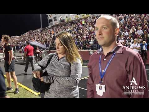 Andrews Institute ATCs and Physicians Work Together to Provide Sports Medicine Coverage for Athletes