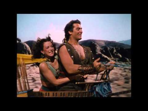 Samson and Delilah (1949) blue ray