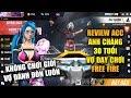 Free Fire | Review Acc Phi 89 Anh Thanh Niên 30 Tuổi Được Vợ Dạy Chơi Free Fire | Rikaki Gaming