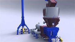Municipal solid and industrial waste incinerator NEXUS-2F LTD