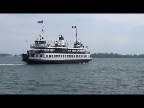 Sam McBride departing the City Docks