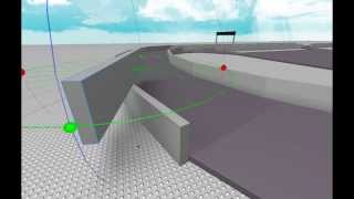 The Making of my Race Track Model -ROBLOX-