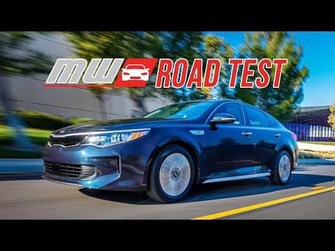 2017 Kia Optima Hybrid | Road Test