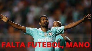 Botafogo dá razão a Montenegro e Palmeiras mostra que para perseguir o Fla terá que jogar mais bola