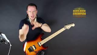 Baixar Horizontal pentatonic practice method with charts - Guitar mastery lesson