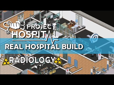 Radiology | Real hospital planning in Project Hospital |