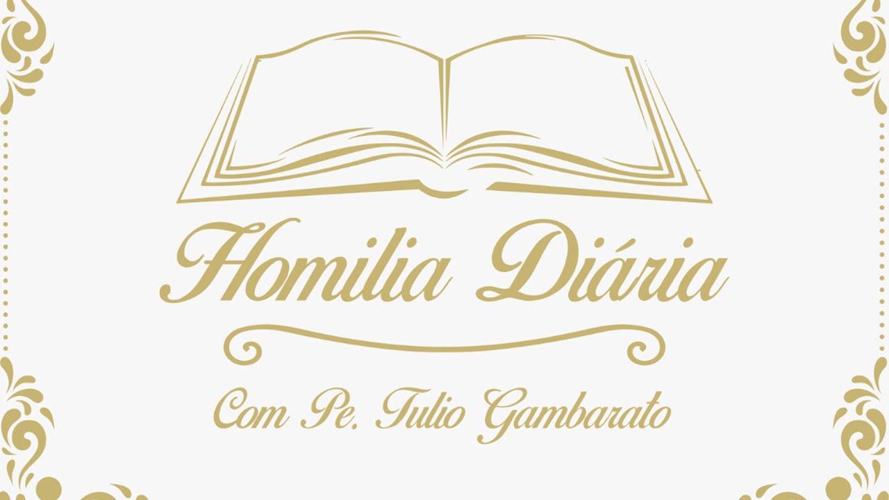 Homilia Diária - Terça-feira - 1a Semana do Advento