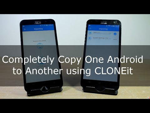 Completely Copy One Android To Another Using CLONEit | Guiding Tech