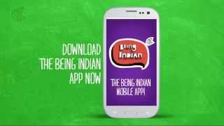 Presenting - The Being Indian App