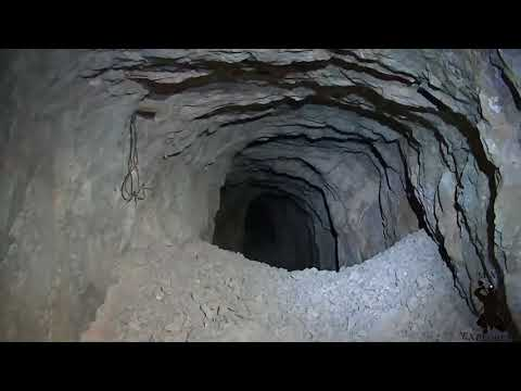 Exploring The Old Rattle Snake Silver Mine
