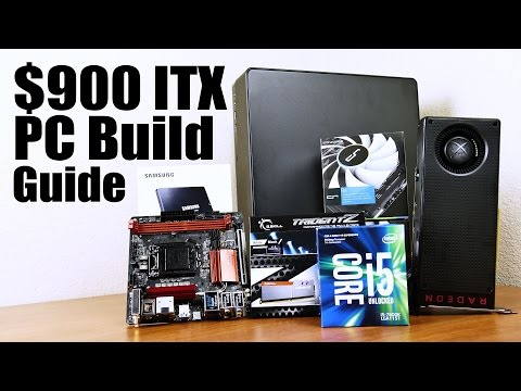How to Build an ITX PC (Kaby Lake 2017 Edition)