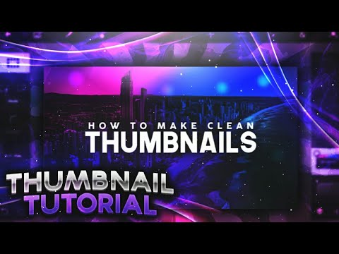 How To Make Clean Thumbnails Photo Touch Ps Thumbnail Tutorial
