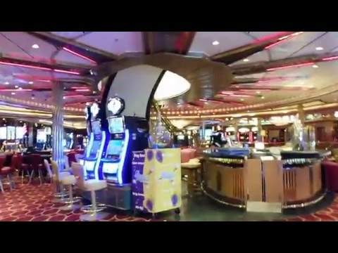 Voyager of the Seas - Schooner Bar to Casino Royale