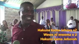 Hakuna kama Jehovah, wewe ni Mwema