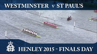 Westminster  v St. Paul