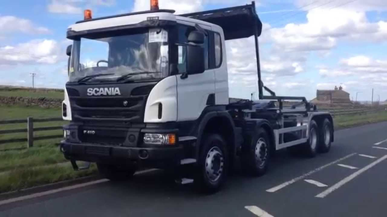 New Scania P410