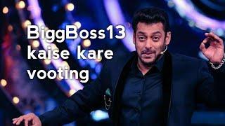 Bigg boss 13 voting lines open