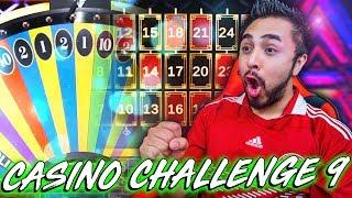 ¡Hago todo para ganar! Solo ruletas en vivo | Casino Challenge #9