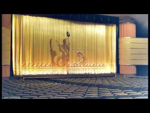 Strand Curtain Opening Sequence