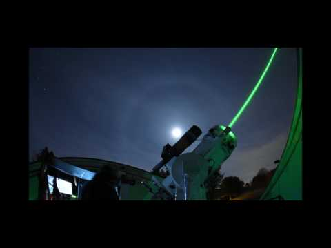 Firing lasers into space 2