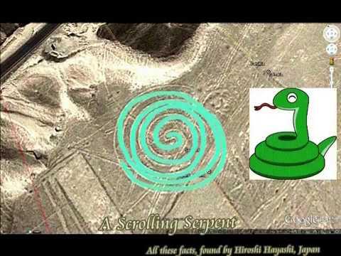 2358(9)USA in Nazca+Ancient Mysteries in USAナスカのUSA+USAの謎の古代遺跡byはやし浩司Hiroshi Hayashi, Japan