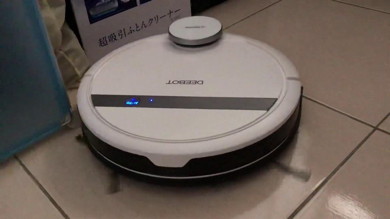 [開箱] ECOVACS DEEBOT 900 AI智能掃地機器人3.0 雷射導航‧智能淨化 @ J.H 黃小華吱哩吱哩資訊分享站 :: 痞客邦