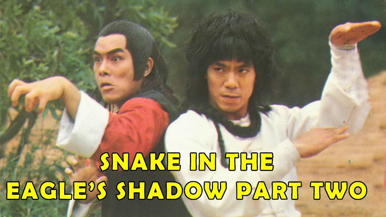 Wu Tang Collection - Snake in The Eagle's Shadow Part 2