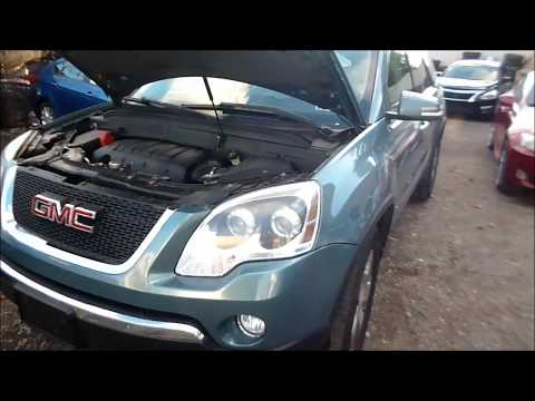 GMC Acadia / Traverse Fuse Box Locations and OBD2 Port Location - YouTubeYouTube