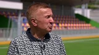 Україна футбольна з Віктором Догадайлом