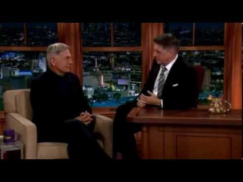 Mark Harmon on The Late Late Craig Ferguson Show - Nov 2013