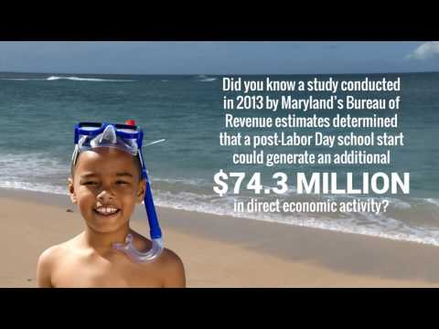 Maryland Tourism Longer Summer Campaign