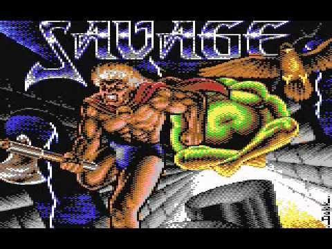 C64 music: Savage (level 2 in-game) by Jeroen Tel