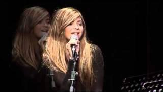 Caroline Costa - Qui je suis (live accoustique piano)