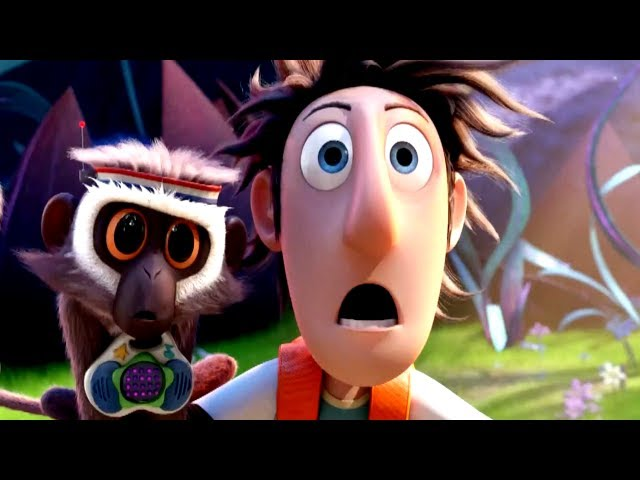 Cloudy with a Chance of Meatballs 2 - 2013 Movie Trailer Official [HD]
