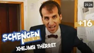 Schengen Visa - Xhejmsi thërret Episodi 1