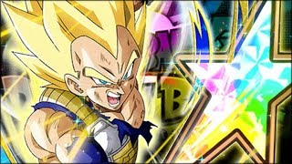 MOVIE HERO CATEGORY BUFF! 100% RAINBOW STAR COOLER MOVIE SSJ VEGETA! (DBZ: Dokkan Battle)