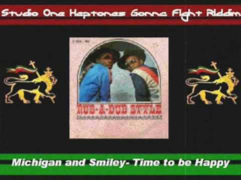 Heptones Gonna Fight Riddim Mix