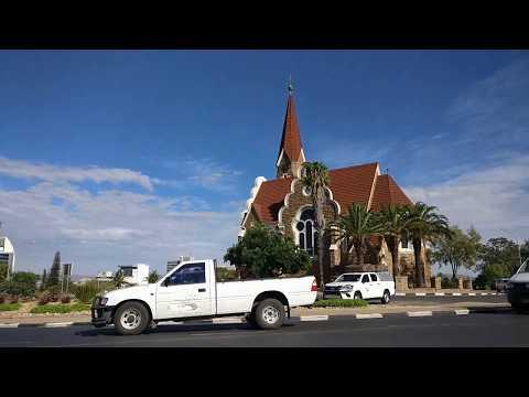Namibia Trip - Swakopmund & Mount Etjo Safari Lodge