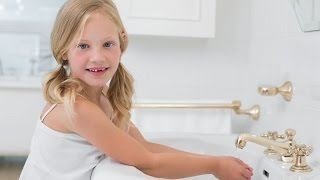 Teaching a Child to Wash Hands Properly | Potty Training