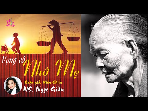 [Vọng cổ ] Nhớ Mẹ - Ngọc Giàu | Bản sắc phương Nam | bansacphuongnam.com