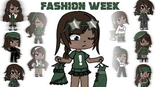 Fashion Week Meme Gacha Life(Read description)~ Inspired or traced by Senpai Wolfie~